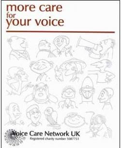 more care for your voice